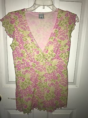 LOT: Maternity Spring Summer Clothes Size Small  5 Tops 1 Dress Motherhood EUC