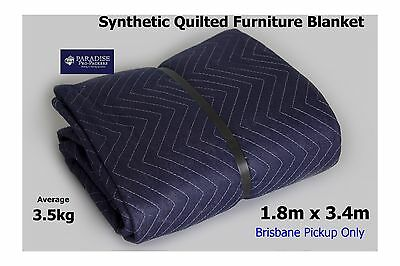 10 X Furniture Removalists Blanket for Moving/Storage Synthetic Brisbane Pick Up