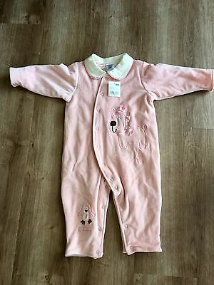 Pumpkin Patch Baby Girl Winter Romper Size 0 6-9 months