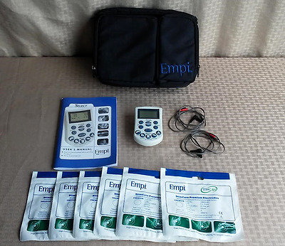Empi Select Tens Pain Management System Bundle