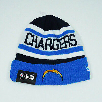 new arrival 40fa1 becdc ... order los angeles chargers new beanie nfl football sports cap knit hat  new era la a0767