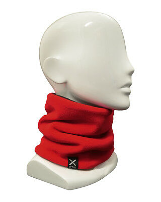 Xtm Adults Unisex Red One Size Fits Most Snowboard Ski Neckband