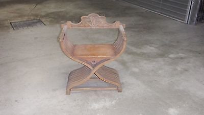 Antique Hall Stand (Seat)