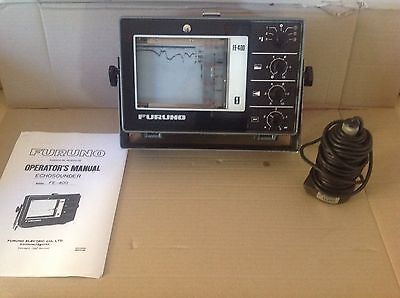 Furuno Depth Recorder Like New