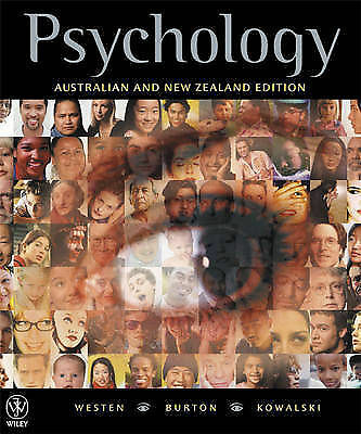 Psychology: An Australian Perspective by Westen (Paperback, 2005) Plus Guide