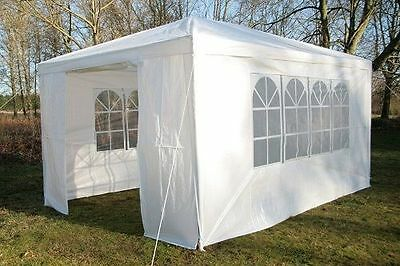 3x3m wedding outdoor party market gazebo marquee canopy tent wd