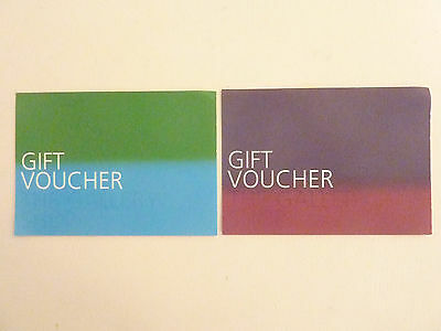 Art Gallery Of NSW Gift Shop gift vouchers (2 x $100.00)