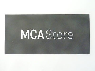 MCA Store gift voucher - $200.00 value
