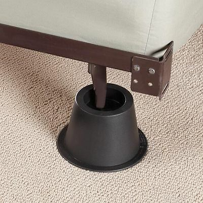1202-All For You Bed Riser or Furniture Riser -Set of 4 PCS ( 6.5 INCH High)