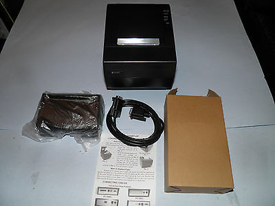 Posiflex PP-7000 Point of Sale Thermal POS Receipt Printer Power Supply PP7000II