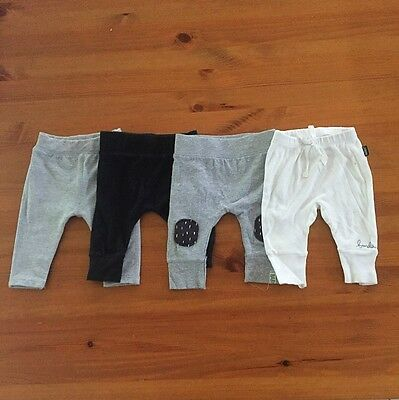 Bonds And Cotton On Kids Leggings Bundle Size 000