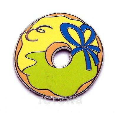 Disney Pin Tinker Bell Donut Character Mystery Pack Collection Pin 106577