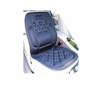Back Support Car Seat Cover 8 Magnets Pain Relief Comfort Trip Driving Cushion