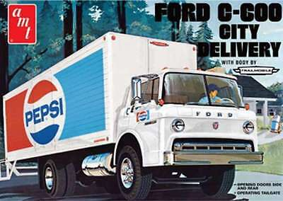AMT Ford C600 Pepsi City Delivery Truck