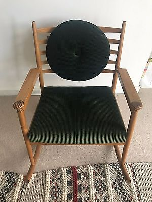 Lovely Vintage Retro Mid Century 50s 60s Danish Rocking Chair