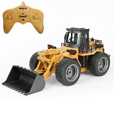 Radio Controlled RC Bucket Truck Dumper Loader Digger Construction Toy1:18 Scale