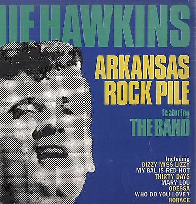 Ronnie Hawkins with The Band - 'Arkansas Rock Pile' 1970 UK Roulette LP. Ex!