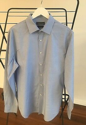 COUNTRY ROAD Mens shirt blue size Large (43)
