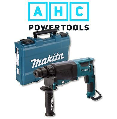Makita HR2630 SDS+ Rotary Hammer Drill 3 Mode 26mm 240V
