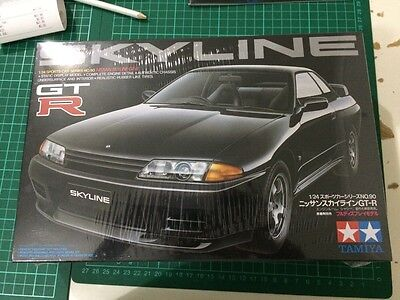 Tamiya Automotive Model 1/24 Car NISSAN Skyline GTR Scale Hobby 24090