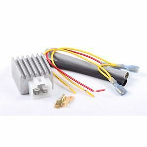 Lambretta Electronic ignition AC/DC regulator/rectifier, 12 volt,  BGM