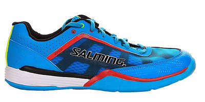 SALMING VIPER 48-49 NEW 145€ handball trainers Indoor shoes 91 race r1 r2 kobra