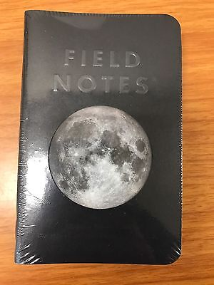 Field Notes Lunacy 3 Pack SEALED