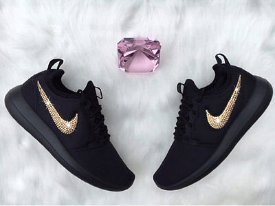 0a63659c6be03 BLING PUMA BASKET Heart Copper Rose Gold Shoes Bedazzled with ...