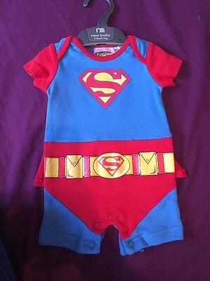 Mothercare Superbaby Vest New Baby 7.5lbs