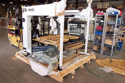 """Mabeg 44"""" Wide X 56"""" Long Sheet Feeder New In Crate   (Unopened)"""