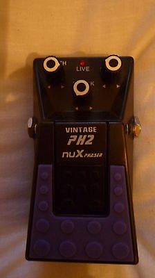 NUX VINTAGE PH-2  Phaser Effects Pedal