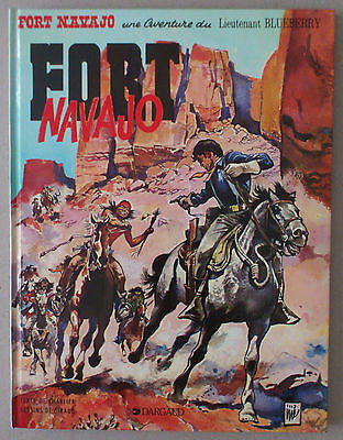 Charlier / Giraud  ***  Blueberry 1. Fort Navajo  ***  Tbe