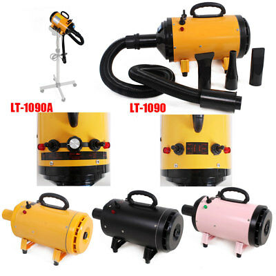 2800W Pet Hair Dryer Dog Cat Puppy Grooming Hairdryer Blower Blaster Heater Fan