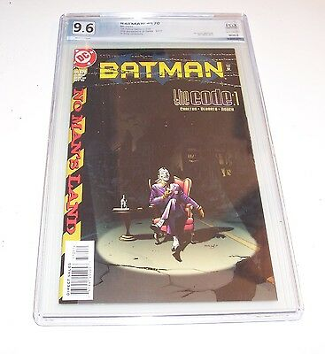 Batman #570 - Graded NM+ 9.6 - DC Key Issue (2nd Harley Quinn in DCU)