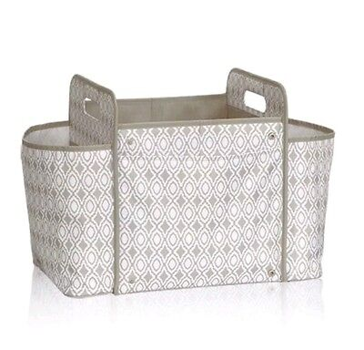 Thirty-One 31 Hostess Exclusive Convertible Organizer Taupe Pendant
