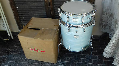 Meazzi Hollywood President  Rullante 14X5 E Timpano 16X16,snare And Floor Tom