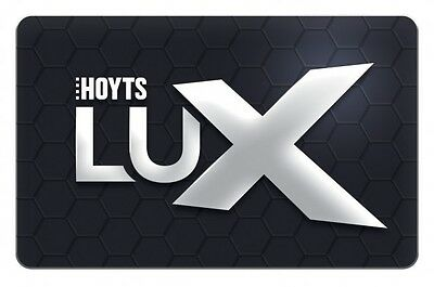 HOYTS LUX Gift Card $100