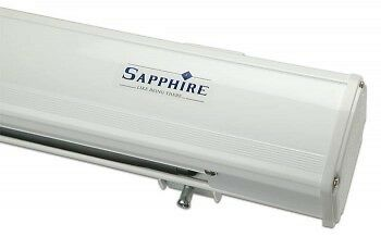 NEW! Sapphire SEWS240RV-A Projection Screen SEWS240RV-A