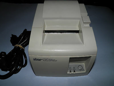 Star-Micronics-TSP100-futurePRNT Thermal Point-of-Sale Receipt Printer USB 113U