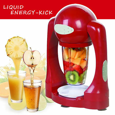 NEW Smoothie Maker Machine Milkshake Juice Mixer Mini Ice Blender Fruit Juicers