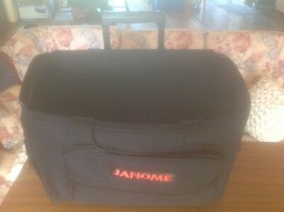 Janome sewing machine roller case