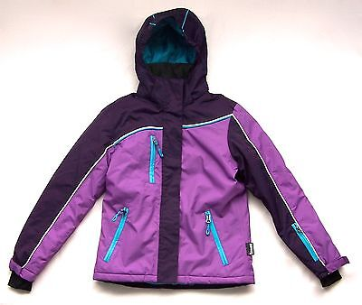 Crane - Girl's Purple Ski Jacket - Size: 10 - Like New