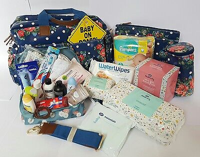 Pre Packed Changing Bag / Maternity Hospital Bag