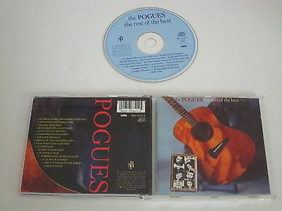 The Pogues/the Rest Of The Best(Wea 9031-77341-2) Cd Album