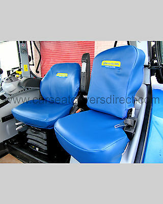 New Holland, Case, CNH, T6, T7, T6000, T700, TSA Tractor Tailored Seat Covers