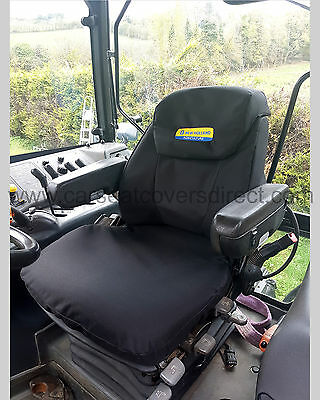 Grammar Dynamic Seat Cover - New Holland Tractor, T6000, T7000, T6, T7, TSA, CNH