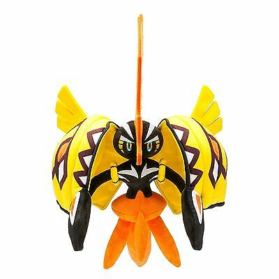 Pokemon Center Stuffed Animal Figure Doll Tapu Koko 12 inch Plush Toy Collection