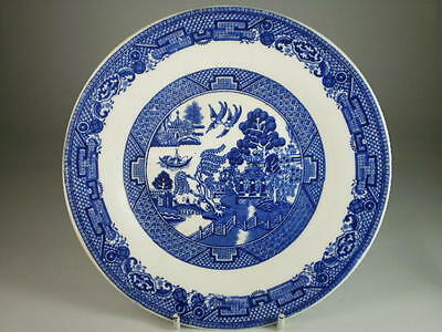 Tuscan Willow Pattern Side Plate