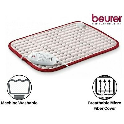 Heat Pad Arthritis Joint Pain Relief Back Electric Heating Mat Beurer Cushion