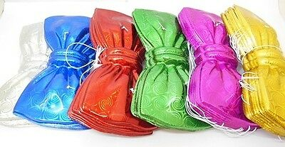 12X Funny Bowknot Clown Party Favor For Girl